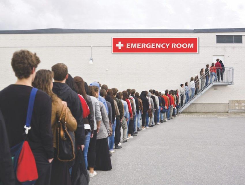 Urgent Care vs. Emergency