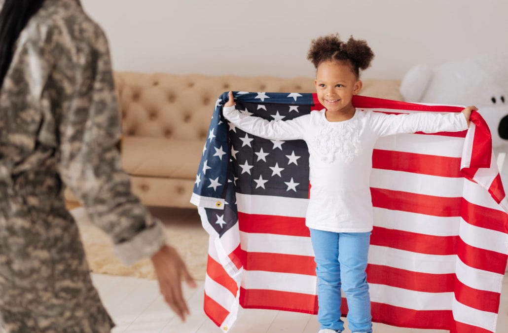 Military Children: Bravery Comes in All Shapes and Sizes
