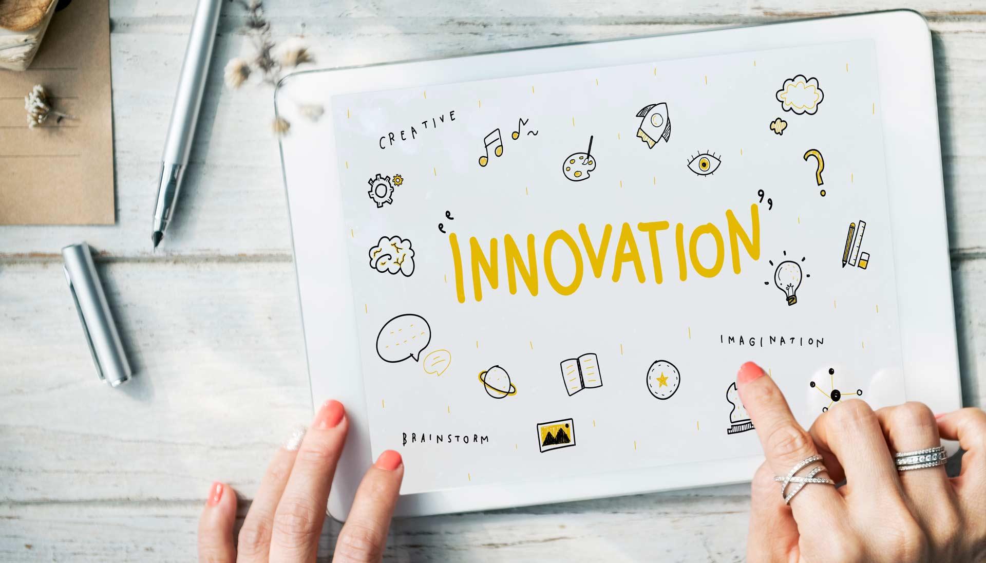 innovation ipad