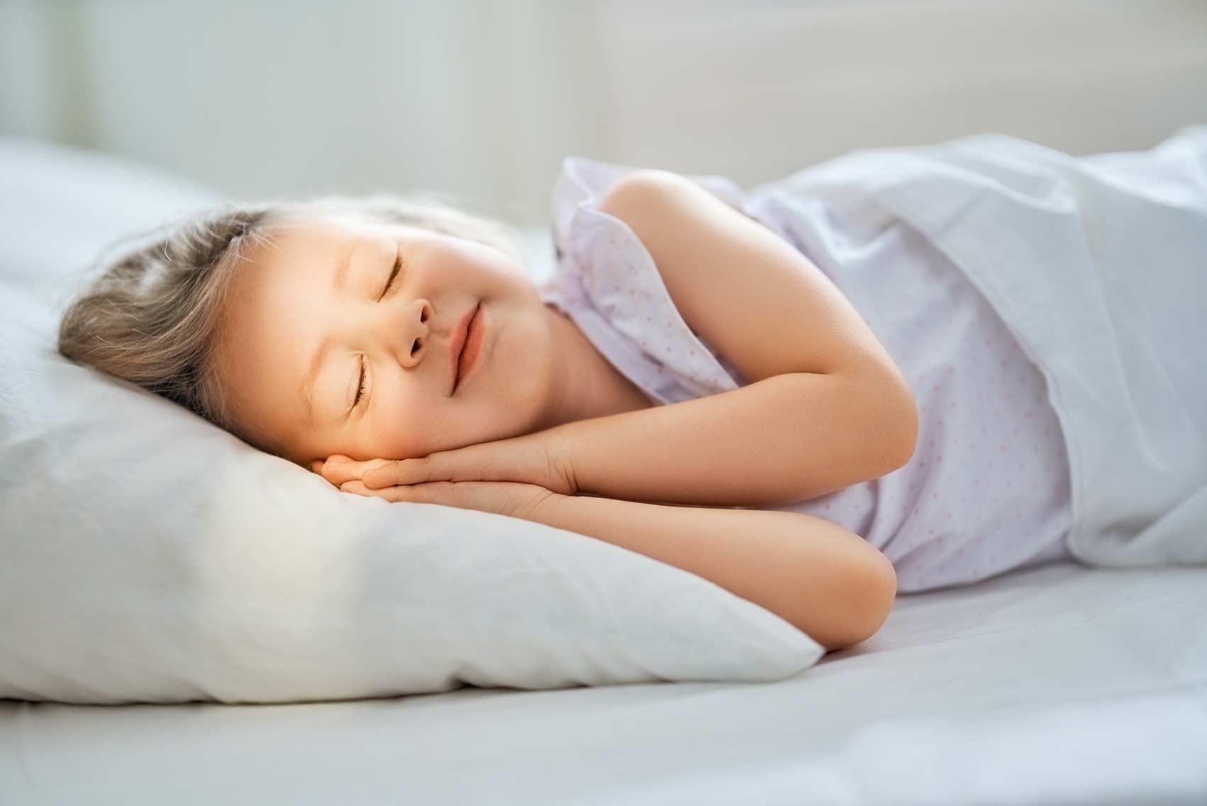 child sleeping